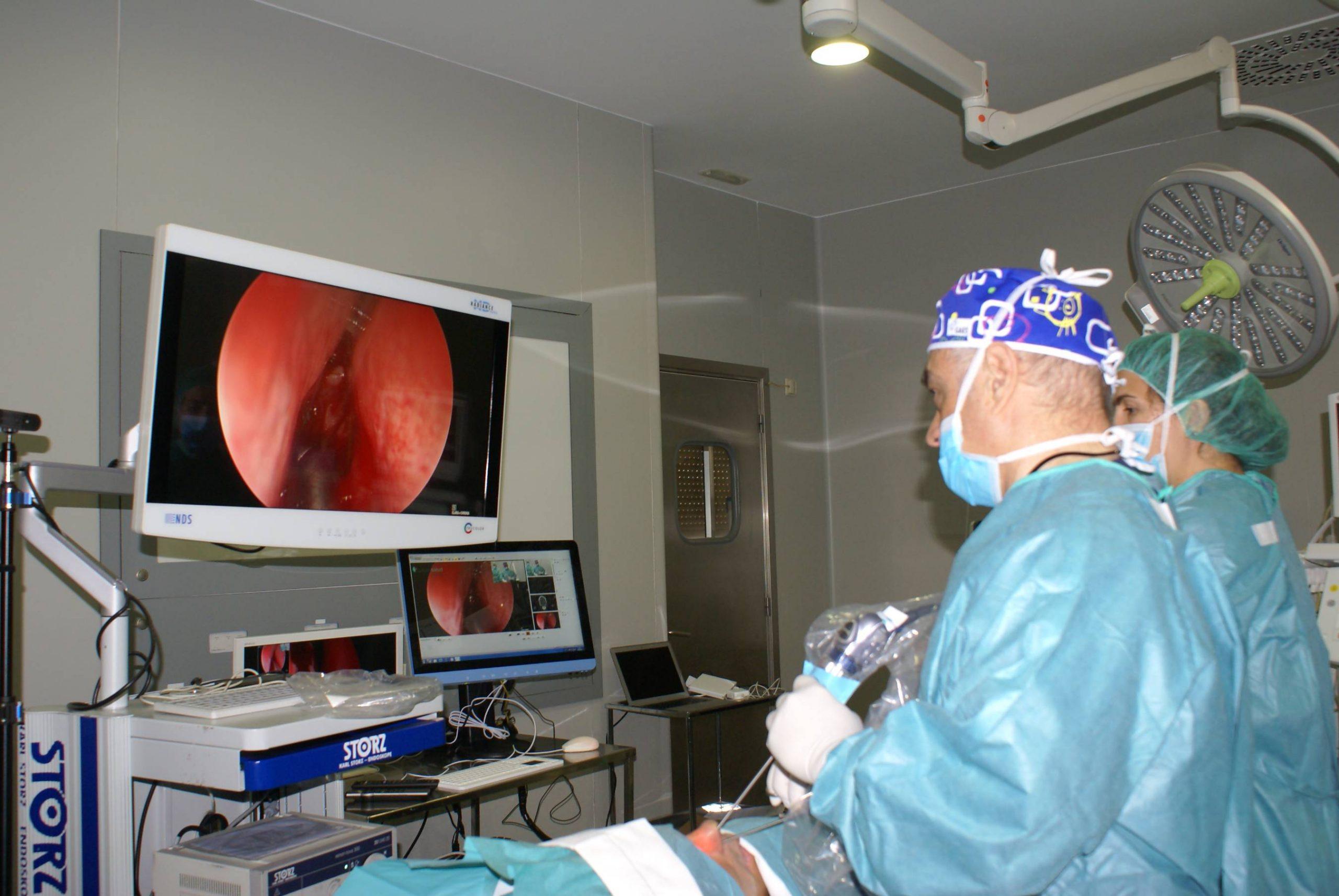 Clínica Rinològica Maria Colomé - Dr Bernal