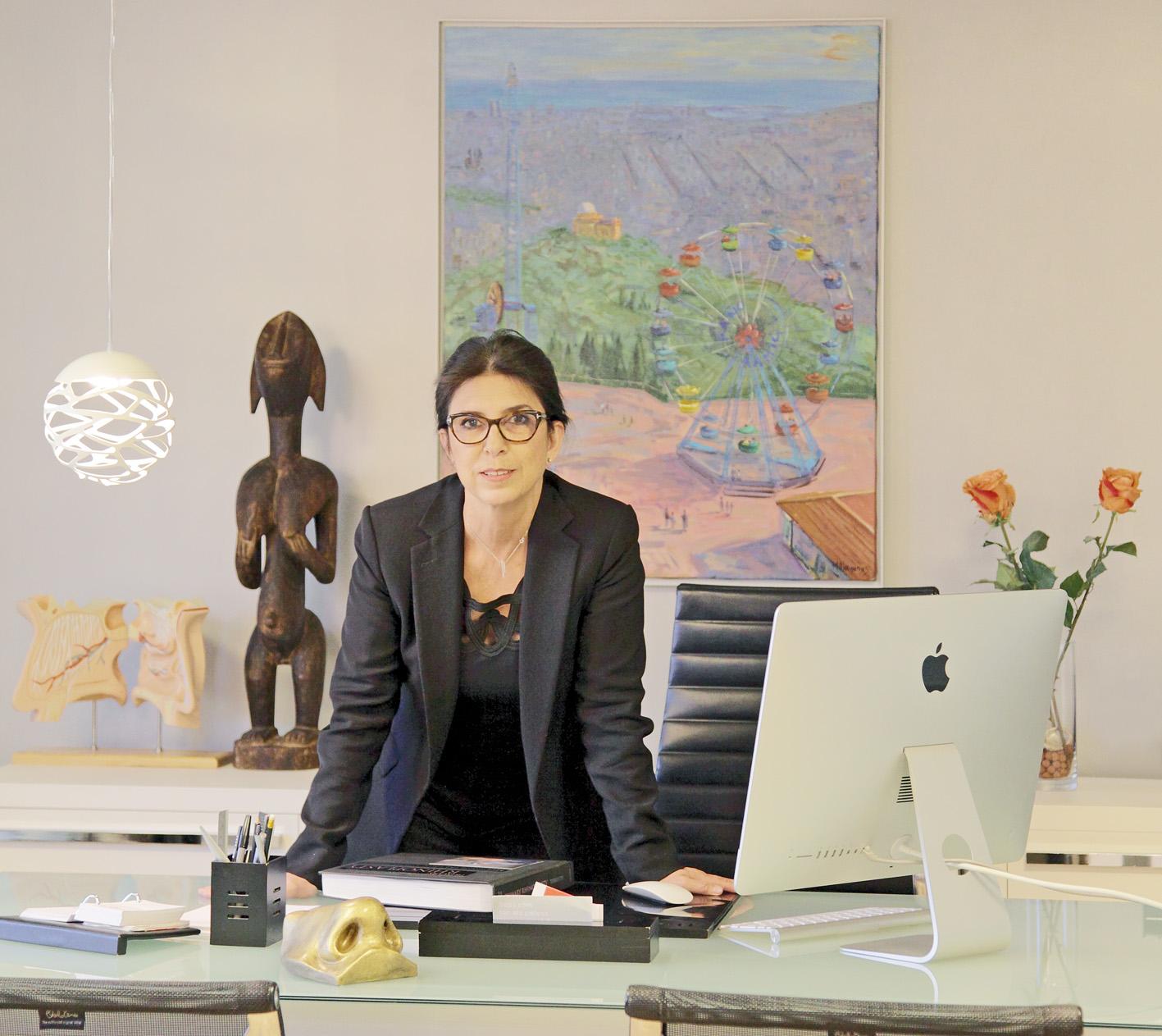 Clínica Rinològica Maria Colomé - Dr Maria Colomé