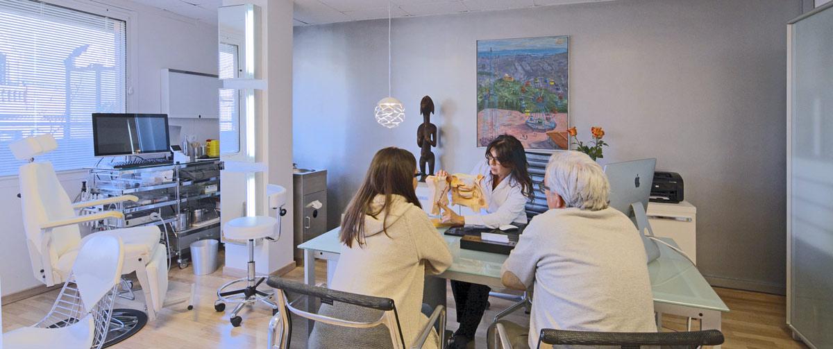 Clínica Rinològica Maria Colomé - Atenció 2
