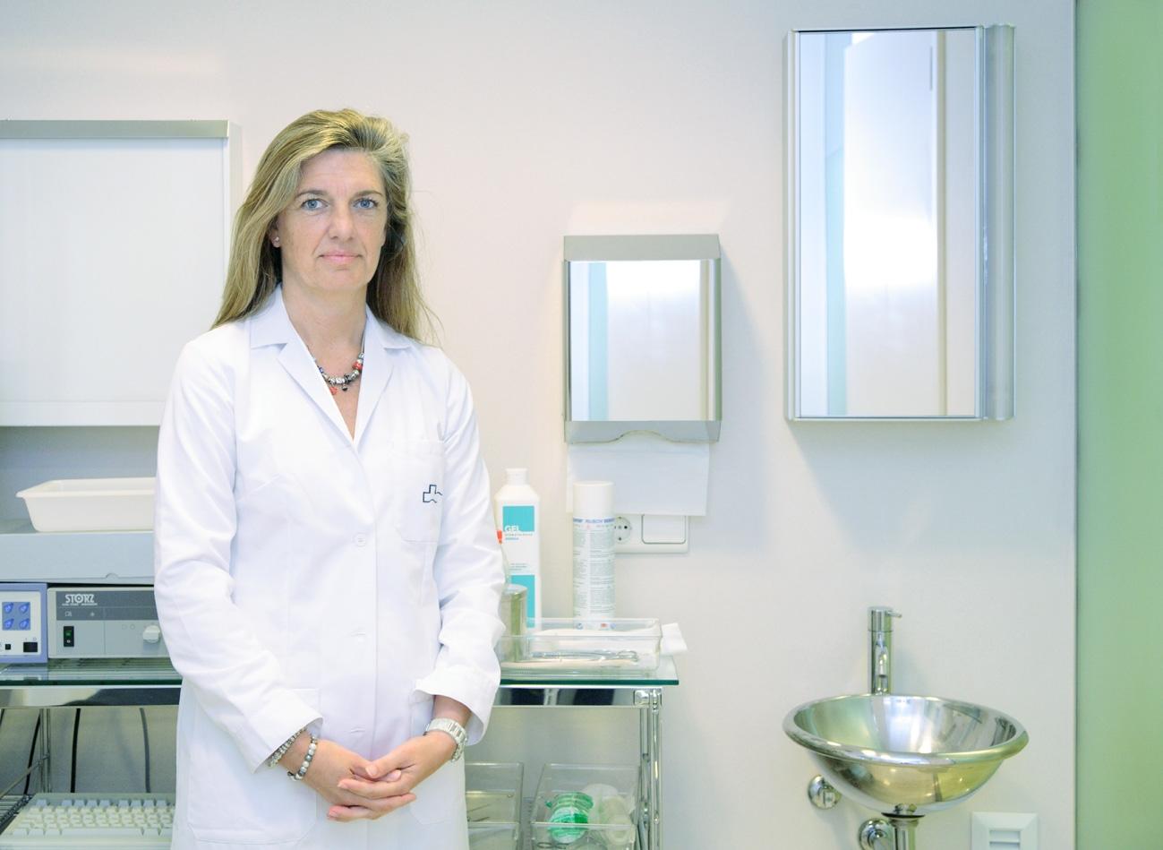 Clínica Rinològica Maria Colomé - Equip Mercè