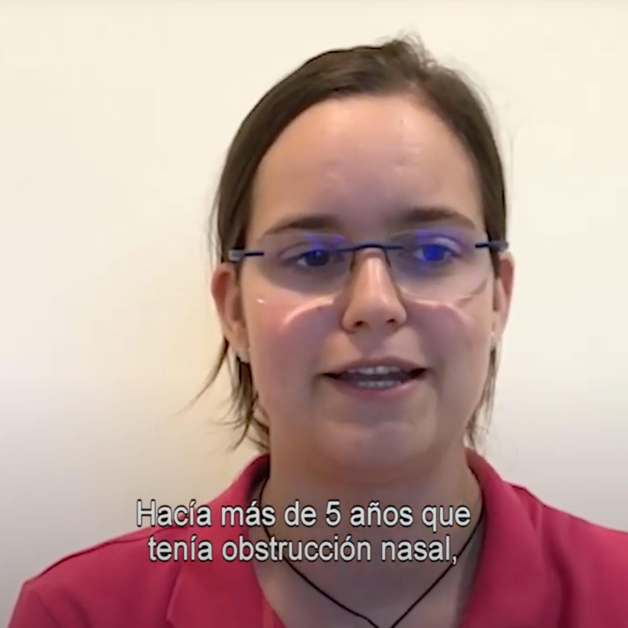 Clínica Rinològica - Testimonis Video 15