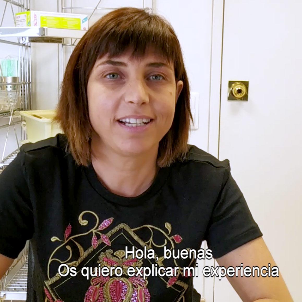 Clínica Rinològica - Testimonis Video 22